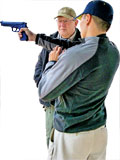 Paladin Services personal training is individual firearms instruction in the greater Columbia, SC area.